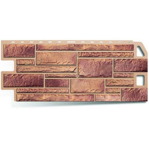 Панель фасадная Альта Профиль Камень Кварцит 1140х480 мм