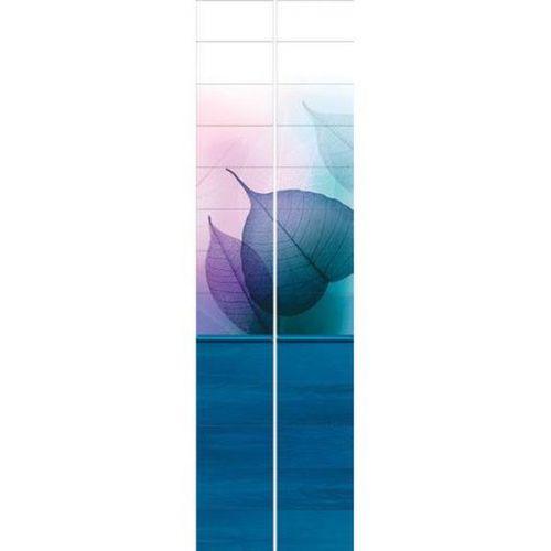 Стеновая панель ПВХ Venta Exclusive Экспрессия VE375E 719H 2700x375 мм