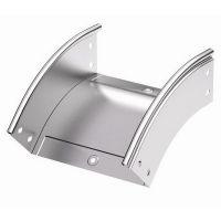 Угол для лотка вертикальный внешний 45 градусов CD45 100х80 ДКС 36862