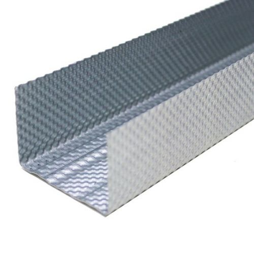 Профиль направляющий Gyproc Ультра ПН 100/37 0.6 мм