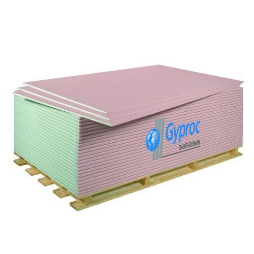 Гипсокартонный лист Gyproc УК 2500х1200х12.5 мм огнестойкий