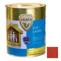 Пропитка для древесины Veres Eco Lazura № 11 Рябина 6 л