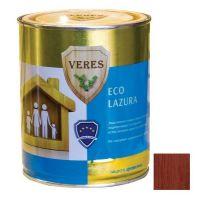 Пропитка для древесины Veres Eco Lazura № 7 Махагон 2,5 л