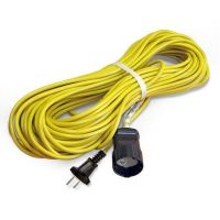 Удлинитель-шнур силовой Союз 481S-4505 50 м 1 розетка с заземлением ПВС 3500 Вт