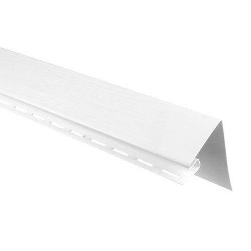 Планка приоконная Альта Профиль Т-17 белая 3050 мм