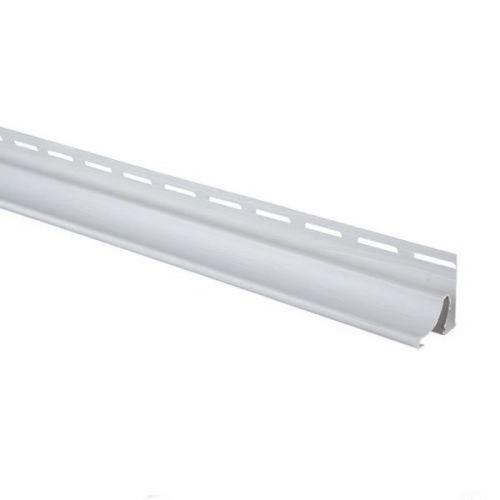 Планка окантовочная Альта Профиль Т-10 белая 3660 мм
