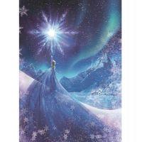 Фотообои бумажные Komar Frozen Snow Queen 4-480 1,84x2,54 м