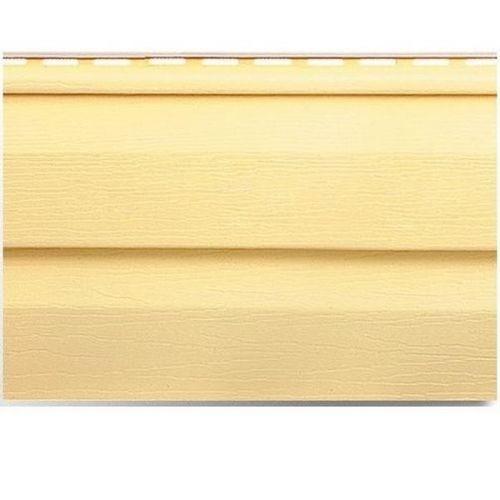 Сайдинг Альта Профиль Kanada Плюс Престиж желтый 3660 мм