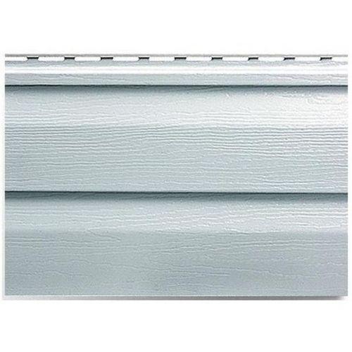 Сайдинг Альта Профиль светло-серый 3660 мм