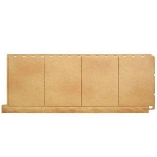 Панель фасадная Альта Профиль Фасадная плитка Златолит 1160х450 мм