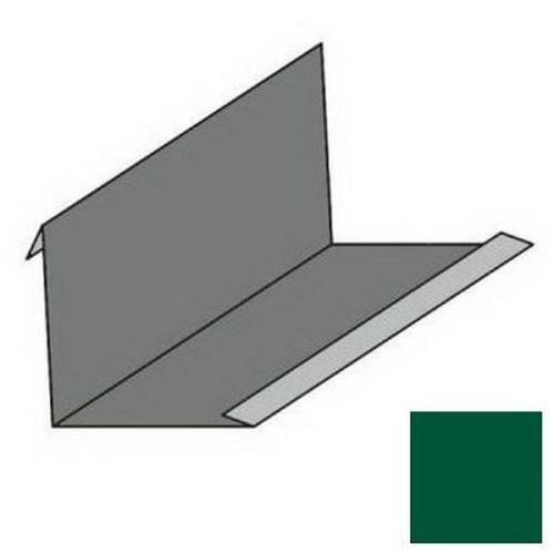 Планка примыкания угловая S4 Pe Ral 6005