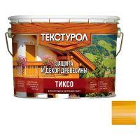Средство для защиты древесины Текстурол Тиксо Калужница 10 л