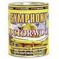 Антисептик грунтовочный Symphony Doctor-wood 9 л