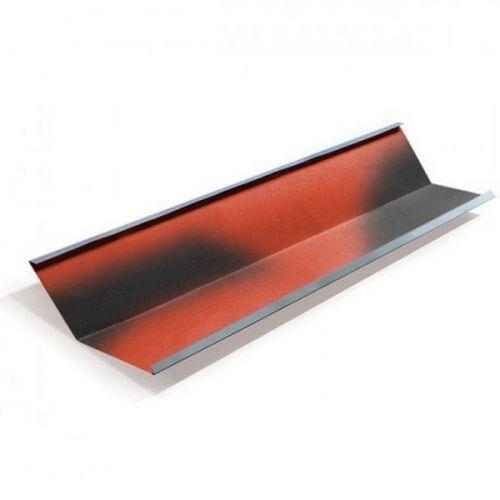 Ендова Metrotile красно-черная