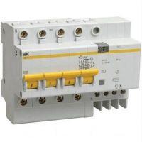 Автоматический выключатель дифференциального тока IEK АД14 4Р 32А 30мА
