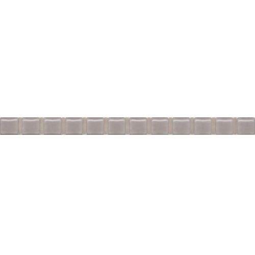 Бордюр-карандаш керамический Kerama Marazzi Бисер матовый POF014 200х14х12 мм