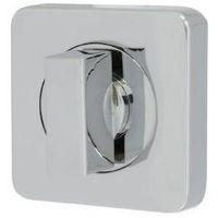 Накладка фиксатор Armadillo WC-BOLT BK6/SQ-21CP-8