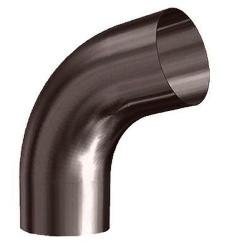 Колено трубы Lindab BK70 D125/87 мм угол 70 градусов 434 коричневое