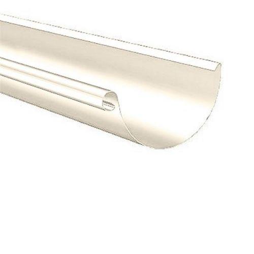 Желоб водосточный Lindab R D125/87х3000 мм 001 белый