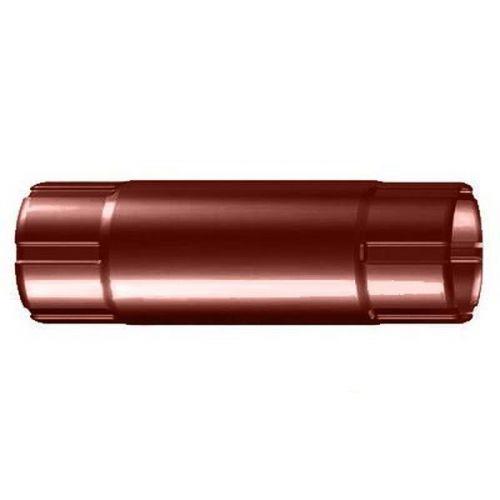 Труба соединительная Lindab MST D125/87х1000 мм 758 красная
