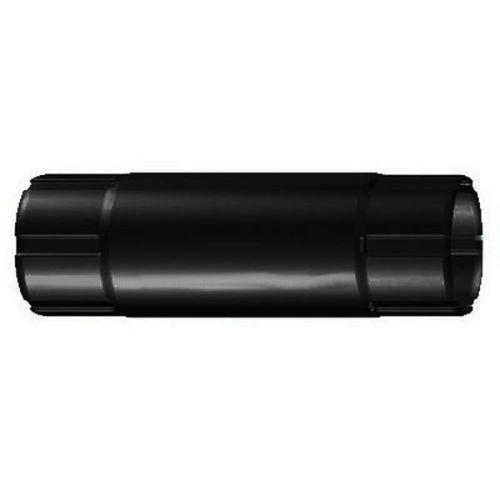 Труба соединительная Lindab MST D125/87х1000 мм 015 черная