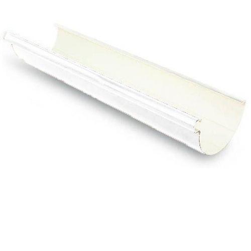 Желоб водосточный Galeco ПВХ D152/100х4000 мм RAL 9010 белый