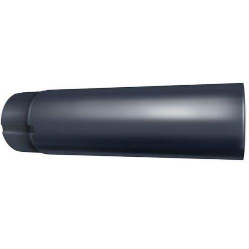 Труба водосточная Grand Line D125/90х3000 мм RAL 7024 серая