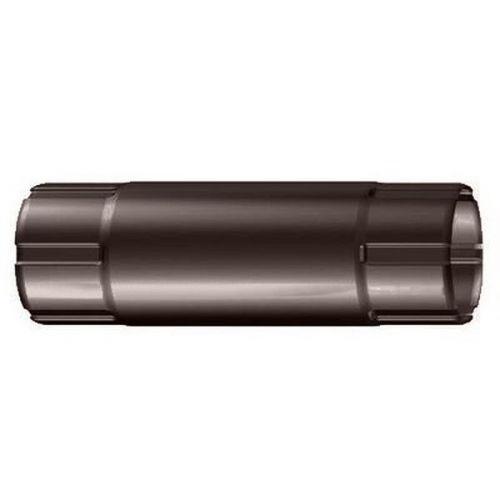 Труба соединительная Lindab MST D150/100х1000 мм 434 коричневая