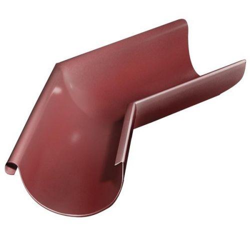 Угол желоба Grand Line D125/90 мм внешний 135 градусов RR 29 красный
