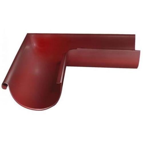Угол желоба Grand Line D125/90 мм внешний 90 градусов RR 29 красный