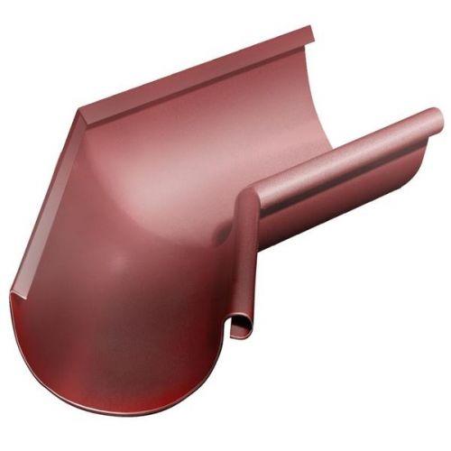 Угол желоба Grand Line D125/90 мм внутренний 135 градусов RR 29 красный