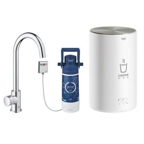 Вентиль для кухни Grohe Red Mono New 30085001 с водонагревателем
