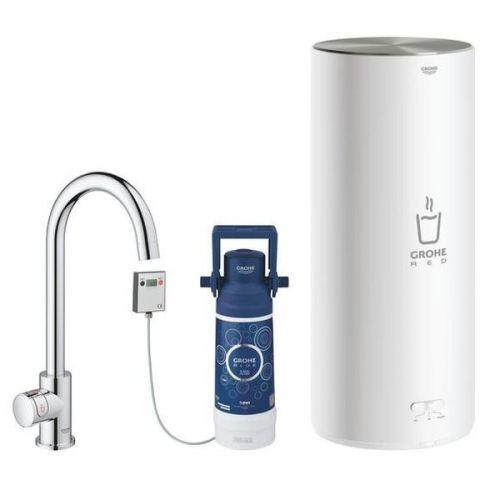 Вентиль для кухни Grohe Red Mono New 30080001 с водонагревателем