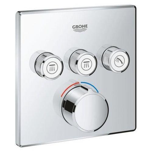 Внешняя часть смесителя для ванны и душа Grohe Grohtherm SmartControl 29149000