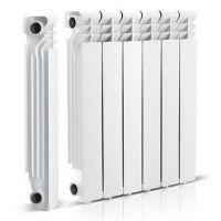 Радиатор алюминиевый General Hydraulic Lietex 350-80С 12 секций