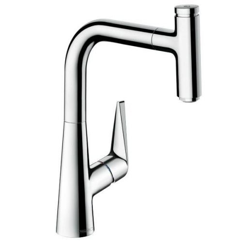 Смеситель для кухни Hansgrohe Talis S 220 Select 72822000 с выдвижным изливом