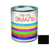 Эмаль ПФ-115 Colorist 0,9кг чёрная