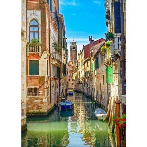 Фотообои виниловые на флизелиновой основе Decocode Романтика Венеции 21-0214-WE 2х2,8 м