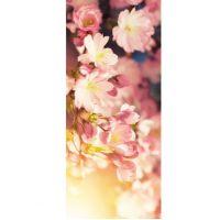 Фотообои виниловые на флизелиновой основе Decocode Вишневые цветы 91-0455-FE 0,91х2,11 м