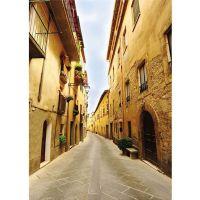 Фотообои виниловые на флизелиновой основе Decocode Итальянская улочка 21-0014-YY 2х2,8 м
