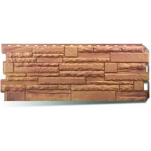 Панель фасадная Альта Профиль Скалистый камень Памир 1160х450 мм