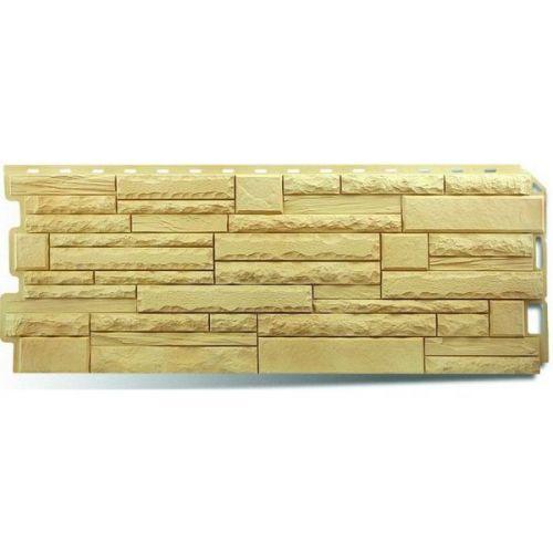 Панель фасадная Альта Профиль Скалистый камень Кавказ 1160х450 мм
