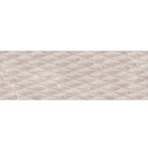 Керамическая плитка Kerama Marazzi Ричмонд бежевая темная структура обрезная 13004R 300х895 мм