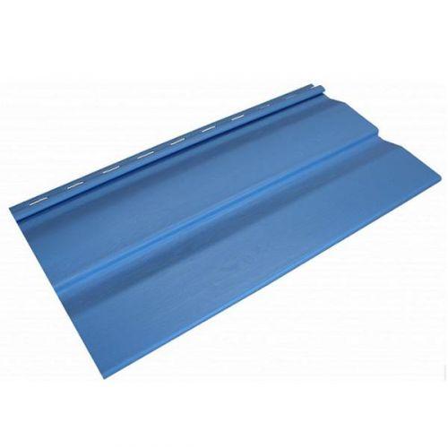 Cайдинг Доломит Sidelux синий 3660х230 мм