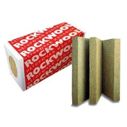Базальтовая вата Rockwool Кавити Баттс 1000х600х100 мм 5 штук в упаковке