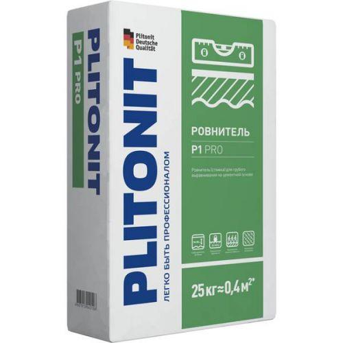 Ровнитель для пола Plitonit Р1 Pro 25 кг