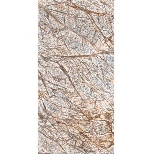Стеновая панель ПВХ Апласт Де Квадро 0106/1 Бидасар Голд 2700х250 мм