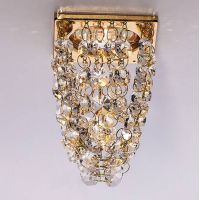 Светильник точечный встраиваемый Italmac Florencia 51 10 04 МР16 золото 50 Вт