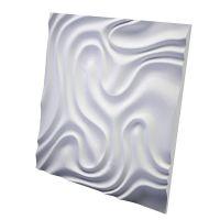 Дизайнерская 3D панель из гипса Artpole Foggy 1 650х650 мм
