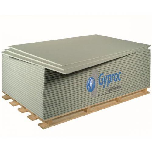 Гипсокартонный лист Gyproc GKB ПрК 2500х1200х12.5 мм